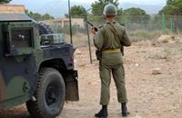 إصابة جندي تونسي في تبادل لإطلاق النار شمال غرب البلاد