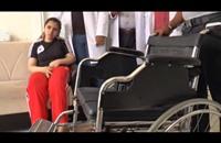 """أطباء فلسطينيون يحققون حلم """"نايا"""" في الخروج من المنزل"""