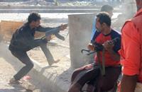 المقاومة الشعبية في اليمن تتقدم في عدة جبهات