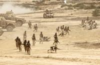 مركز الرمادي تحت سيطرة القوات العراقية بدعم من العشائر