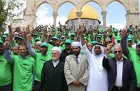 اختتام معسكر التواصل مع مدينة القدس المحتلة (صور)