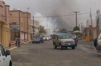 الحوثي يقتل شخصين في قصف مسجد بنجران السعودية