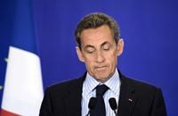 مستقبل ساركوزي السياسي في يد القضاء الفرنسي