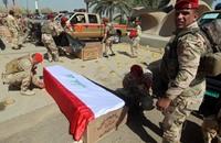 مقتل 10 رجال شرطة وفرار العشرات من سجن في بغداد