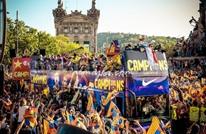 """هكذا سيستعد برشلونة للاحتفال بلقب """"الليغا"""" في غرناطة"""