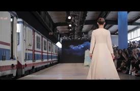 """انطلاق """"أسبوع الموضة المحتشمة"""" في اسطنبول"""