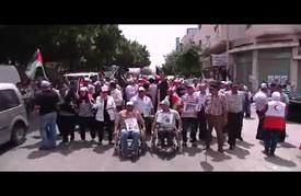 مسيرات ومهرجانات إحياءً لذكرى النكبة الـ68 في الضفة الغربية