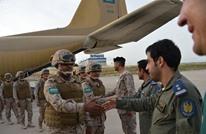 وصول قوات برية وبحرية سعودية إلى تركيا (صور)