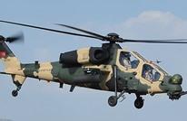 تركيا تؤكد سقوط إحدى طائراتها الحربية بصاروخ لمقاتلين أكراد