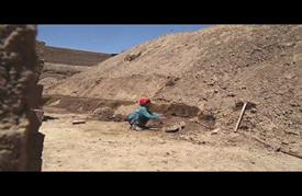 مهاجرون أفغان يعانون ظروفا معيشية صعبة في إيران