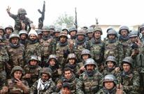 "MEE: مستقبل غامض أمام مقاتلي ""فاطميون"" الأفغان بسوريا"