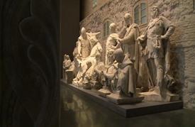 تماثيل منسية تروي تاريخ ألمانيا