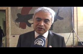 مسؤول بوكالة الطاقة الدولية: نتوقع ارتفاع أسعار النفط بحلول 2017
