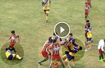 """شجار """"عادي"""" يودي بحياة لاعب في الأرجنتين (فيديو)"""