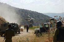 شهيد فلسطيني وإصابة 3 جنود إسرائيليين بعملية دهس (فيديو)