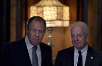 دي ميستورا: محادثات سوريا ستستأنف إذا اتُفق على هدنة بحلب