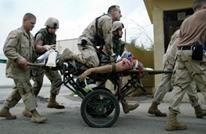 """""""الدولة"""" يتبنى مقتل وإصابة 10 جنود أمريكان غربي الموصل"""
