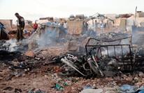 الأمم المتحدة تطالب بتحقيق في الغارة على مخيم النازحين بإدلب