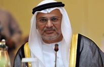 هكذا هاجم قرقاش قطر بعد سيطرة التحالف على مطار الحديدة