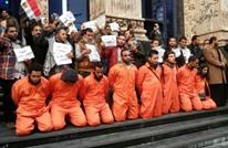 مرصد حرية الإعلام يستنكر إحالة أوراق صحفيي الجزيرة للمفتي