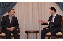 الأسد لولايتي: بعض الدول تدعم الإرهاب سرا وعلانية