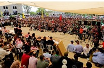 هكذا أحرج طلبة حماس ممثلي فتح في انتخابات بيرزيت (شاهد)