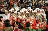 """وزير هندي يهدي 700 عروس """"أسلحة"""" لمواجهة عنف أزواجهن"""