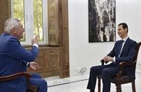 الأسد: هذا ما يجمع آل سعود وآل ثاني وأردوغان بداعش (شاهد)