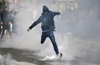 مواجهات بين الشرطة ومتظاهرين في إحياء يوم العمال بباريس