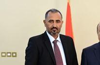 """رئيس """"الانتقالي"""" اليمني من الرياض: الانفصال هو الحل"""