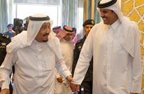 زيارة سريعة وغير معلنة مسبقا لأمير قطر إلى السعودية