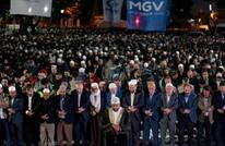 """آلاف المصلين بساحة """"آيا صوفيا"""" احتفاء بفتح القسطنطينية"""