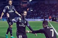 """ريال مدريد يهزم """"فيغو"""" ويضع يدا واحدة على اللقب (فيديو)"""