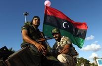 قوات حفتر تقيم عرضا عسكريا كبيرا في بنغازي