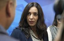 القدس على فستان وزيرة إسرائيلية بمهرجان سينمائي (شاهد)