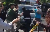 مذكرة اعتقال بحق مرافقين لأردوغان بسبب مشاجرة بواشنطن