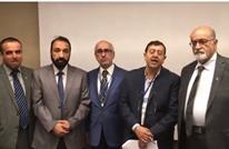 أعضاء الاتحاد الدولي للحقوقيين يتضامنون مع أسرى فلسطين