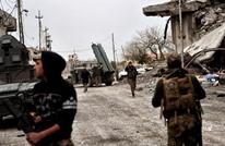 """العراق يعلن استعادة مركز """"القيروان"""" أكبر ناحية غرب الموصل"""