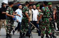قضية المثليين تتفاعل في إندونيسيا.. جلد رجلين علنا (صور)