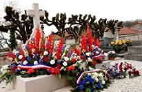 تعرض مقبرة شارل ديغول في فرنسا للتخريب