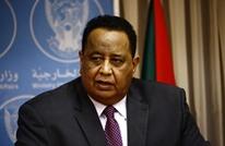 السودان يلوح مجددا بالتحكيم الدولي لحل قضية حلايب مع مصر