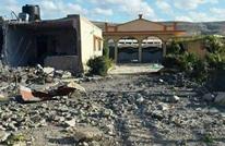 طائرات حربية تقصف مجددا درنة الليبية