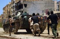"""""""الدولة"""" الليبي يتهم موالين لحفتر بتصفية مواطنين ببنغازي"""