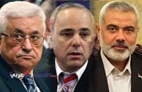 وزير إسرائيلي: عباس رئيس فاقد الشرعية وحماس هدف للتصفية