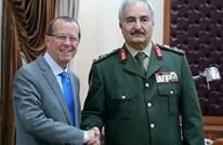 نصائح كوبلر وخريطة حفتر لليبيا.. تعارض أم سياق واحد؟