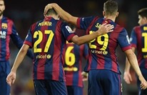 ليفانتي يحبط حلم برشلونة بإنهاء الموسم دون هزيمة (شاهد)