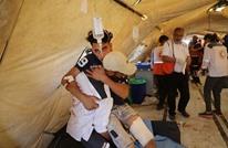 ماكرون يدين العنف الإسرائيلي ضد المتظاهرين في غزة