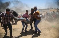 """شهيد متأثرا بجراح أصيب بها في """"مليونية الأرض"""" بغزة"""