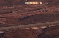 إسرائيل تستكمل بناء جدار حدودي مع الأردن