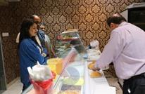 الحلويات السورية تزين موائد التونسيين في رمضان (صور)